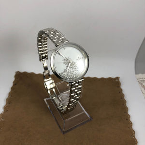 kate spade Accessories - kate spade Live Colorfully Silver Tone Watch
